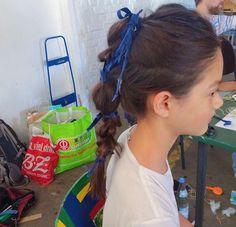 #hair #ribbon #blaze