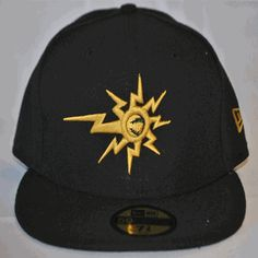 West Virginia Power New Era On-Field Road Fitted Hat