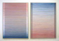 "Saatchi Art Artist Daniel Mullen; Painting, ""Emergence 1 & 2 (Diptych)"" #art"