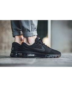 buy popular ec72f c440d Nike Air Max 2017 Homme Chaussures Noir