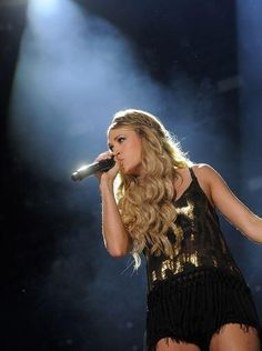 Carrie Underwood at the 2014 CMA Fest!