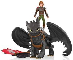 2014 Hiccup and Toothless - How to Train Your Dragon 2 Hallmark Keepsake Christmas Ornament