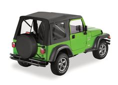 Green Jeep you will be mine someday! It shall be my turtle-mobile!