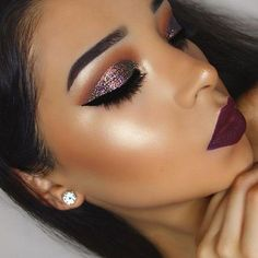 27 Awesome Fall-winter  Makeup Ideas!!!! #Beauty #Musely #Tip