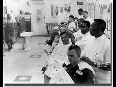 The Barber's Digest, Vol. VI: The History of Black Barbershops - YouTube