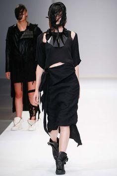 Barbara í Gongini Copenhagen Spring 2016 Fashion Show
