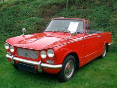Triumph Vitesse Drophead Coupe • 1969