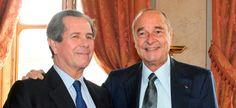 Les visites mélancoliques de Jean-Louis Debré à Jacques Chirac
