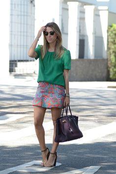 Glam4You por Nati Vozza | Meu look: Paisley