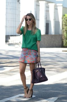 Glam4You por Nati Vozza | Meu look: Paisley