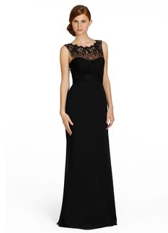 Bridesmaids and Special Occasion Dresses by Jim Hjelm Occasions - Style jh5368 the lace detail!