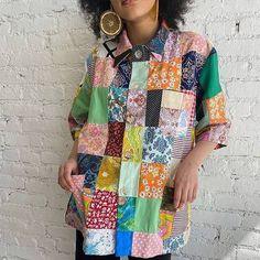 Boho Fashion, Autumn Fashion, Plain Tank Tops, Lisa, Blouse Outfit, Beautiful Blouses, Crochet Cardigan, Ulla Johnson, Quilted Jacket