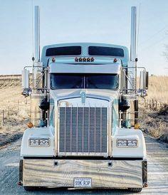 Show Trucks, Big Rig Trucks, Trailers, Ranger, Big Tractors, Custom Big Rigs, Trucks And Girls, Peterbilt Trucks, Truck Parts