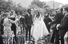 Gary clark jr and nic trufino wedding