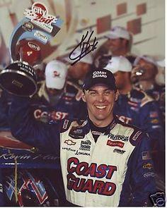 Autographed Kevin Harvick Photo - * * RACING 8X10 W COA - Autographed NASCAR Photos by Sports Memorabilia. $66.73. KEVIN HARVICK signed *NASCAR* RACING 8X10 photo W/COA