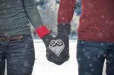 free pattern knitting - Partnerhandschuh