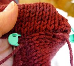 Seaming A Sleeve Cap Tutorial: Part 2 - What's on Sandi's Needles? - Blogs - Knitting Daily