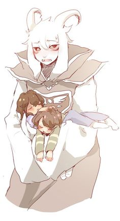 Undertale Asriel, Frisk and Chara Undertale Love, Undertale Fanart, Undertale Comic, Frisk, Undertale Ships, Chara, Pokemon, Toby Fox, Underswap