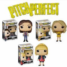 Pitch Perfect Funko Pops