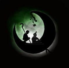 Jack Frost ~Peter Pan(Guardians Of Childhood) by MandrakeInk on deviantART
