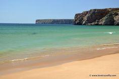 Praia de Beliche in Algarve - Portugal