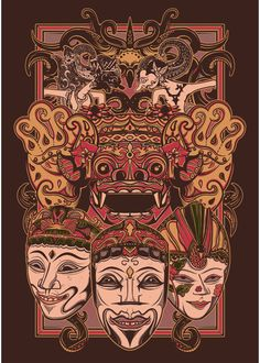 Ideas For Design Illustration Music Movie Posters Traditional Paintings, Traditional Art, Graphic Design Illustration, Illustration Art, Recycled Art Projects, Pop Art Wallpaper, Indonesian Art, Rock Posters, Movie Posters