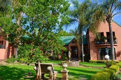 Lush garden in Pretoria east