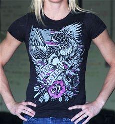 Iron Will Women T-Shirt