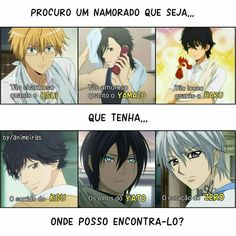 Memes of a Kitsune - Anime - Otaku Anime, Anime Naruto, Anime Meme, Manga Anime, Humor Otaku, Gato Anime, Kaichou Wa Maid Sama, Attack On Titan Anime, Noragami