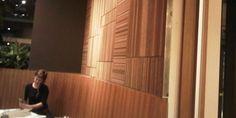 Bridgehead Minto Cafe cardboard wall
