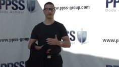 PPSS Bullet Resistant Vests - Watch Robert Kaiser, PPSS CEO, as he is shot by a bullet from a Glock 19 pistol - demonstrating the effectiveness of his company's body armour Video Advertising, Marketing And Advertising, 9mm Rounds, Get Shot, Body Armor, Armour, Bullet, How To Memorize Things, Mens Sunglasses