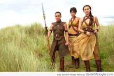 Something very extreme is going to happen to the Sand Snakes in Game of Thrones finale