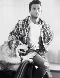 Actor Scott Eastwood photographed by Bruce Weber for Abercrombie and Fitch's new 'Rising Stars' ad campaign Clint Eastwoods Son, Clint And Scott Eastwood, Scot Eastwood, The Longest Ride, Bruce Weber, Romance, Perfect World, Perfect Guy, Good Looking Men