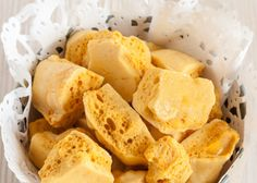 Looking for a sweet fix? Try this Honeycomb recipe by Zola Nene!