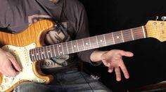 Como Comenzar a Hacer Solos De Guitarra - Leccion - Aprende Licks, Tecni...