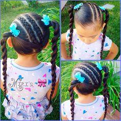 teenage hairstyles for school Bangs Lil Girl Hairstyles, Cute Little Girl Hairstyles, Teenage Hairstyles, Kids Braided Hairstyles, Princess Hairstyles, Loose Hairstyles, Pretty Hairstyles, Children Hairstyles, Kids Hairstyle