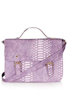 Snake Satchel - Bags & Wallets  - Bags & Accessories