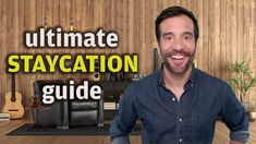 Read this best DIY staycation vacation home guide of 2020!