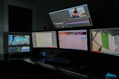 Computer 2015 DIY - Impressive setup