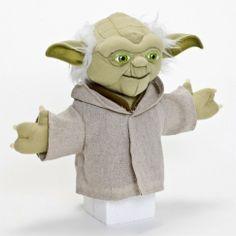 Star Wars marionnette Yoda 22 cm