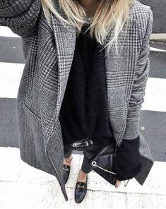 Stunning parisian street style trends 2017 ideas 34