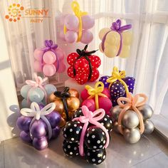 Look what I found on AliExpress Birthday Balloon Decorations, Girl Baby Shower Decorations, Birthday Balloons, Balloon Crafts, Balloon Gift, Balloon Arrangements, Balloon Centerpieces, Christmas Balloons, Balloon Bouquet