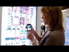Digital Retail – Tesco interactive digital