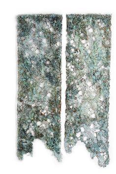 Lesley Richmond: Lace Cloth Series, Lace Forms