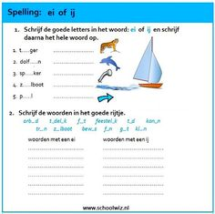 Spelling : ei of ij?
