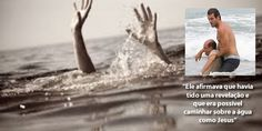 """Um pastor evangélico morreu afogado ao tentar andar sobre as águas em uma praia O caso acontecei na cidade de Libreville, no Gabão. De acordo como jornal """"Daily Glasgow Record"""", Franck Kabele e se…"""