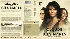 Clouds of Sils Maria Criterion Collection Blu-ray Custom Cover