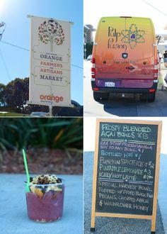 Pulp Fusion Food Truck // Orange County, CA // www.breakfastbanter.com
