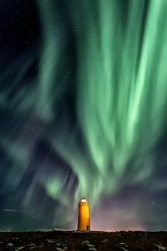 """Aurora The Roman goddess of dawn"" by Gunnar Gestur Geirmundsson, via 500px."
