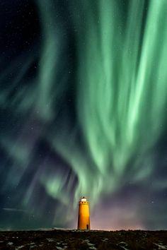 """""""Aurora The Roman goddess of dawn"""" by Gunnar Gestur Geirmundsson, via 500px."""